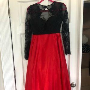 Abby Paris prom/homecoming dress